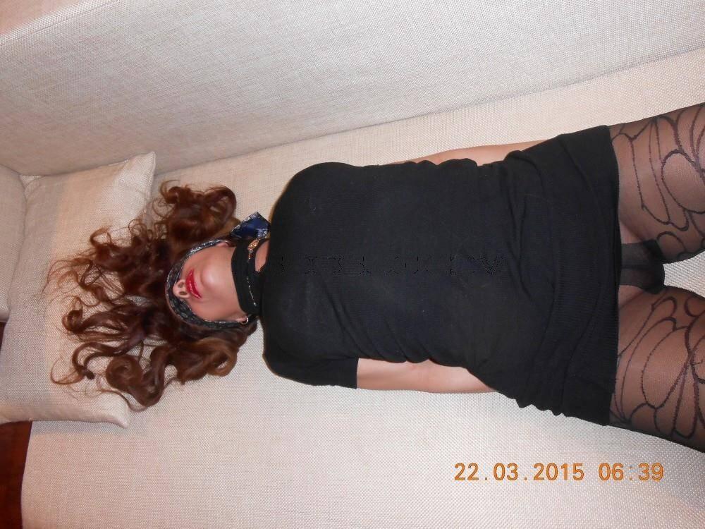 Массажистка Марина