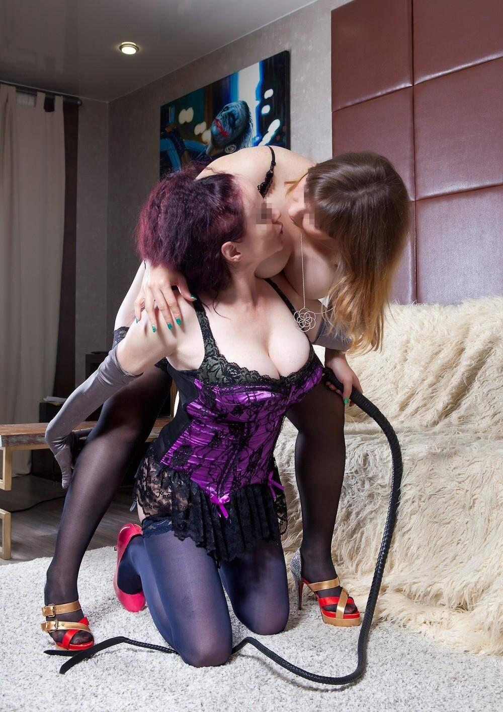Массажистка Вика и Алиса