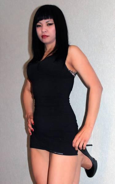 Массажистка Аяна
